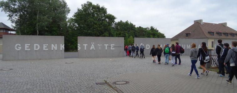 """Gedenkstättenfahrt """"Erinnerung als Chance für Zivilcourage"""""""