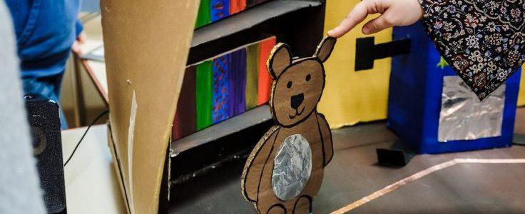 Smart-Bär und mehr: Leben in vernetzten Welten