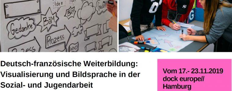 Deutsch-Französische Weiterbildung: Visualisierung und Bildsprache in der Sozial- und Jugendarbeit