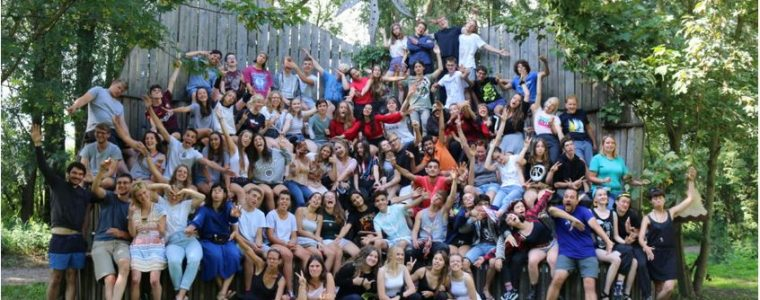 "ART-CAMP 2019 ""THE POWER OF EDUCATION"" INTERNATIONALE JUGENDBEGEGNUNG"