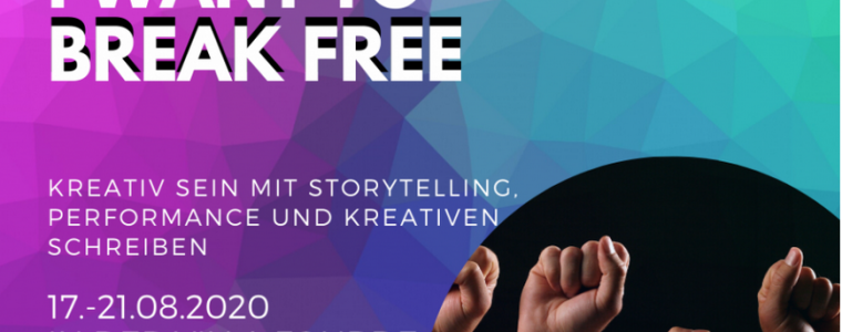 I want to break free – Jugendseminar zum Thema Freiheit