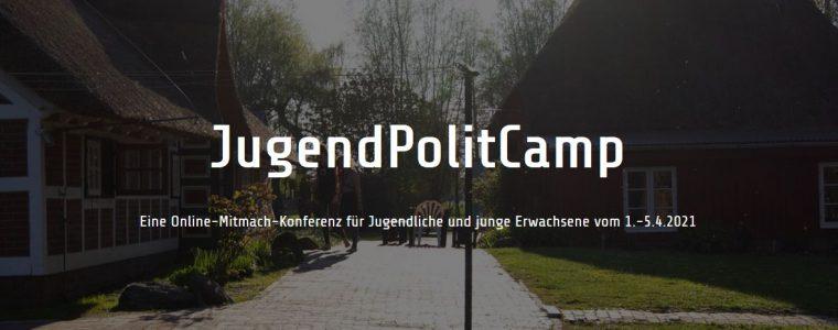 JugendPolitCamp 2021 online